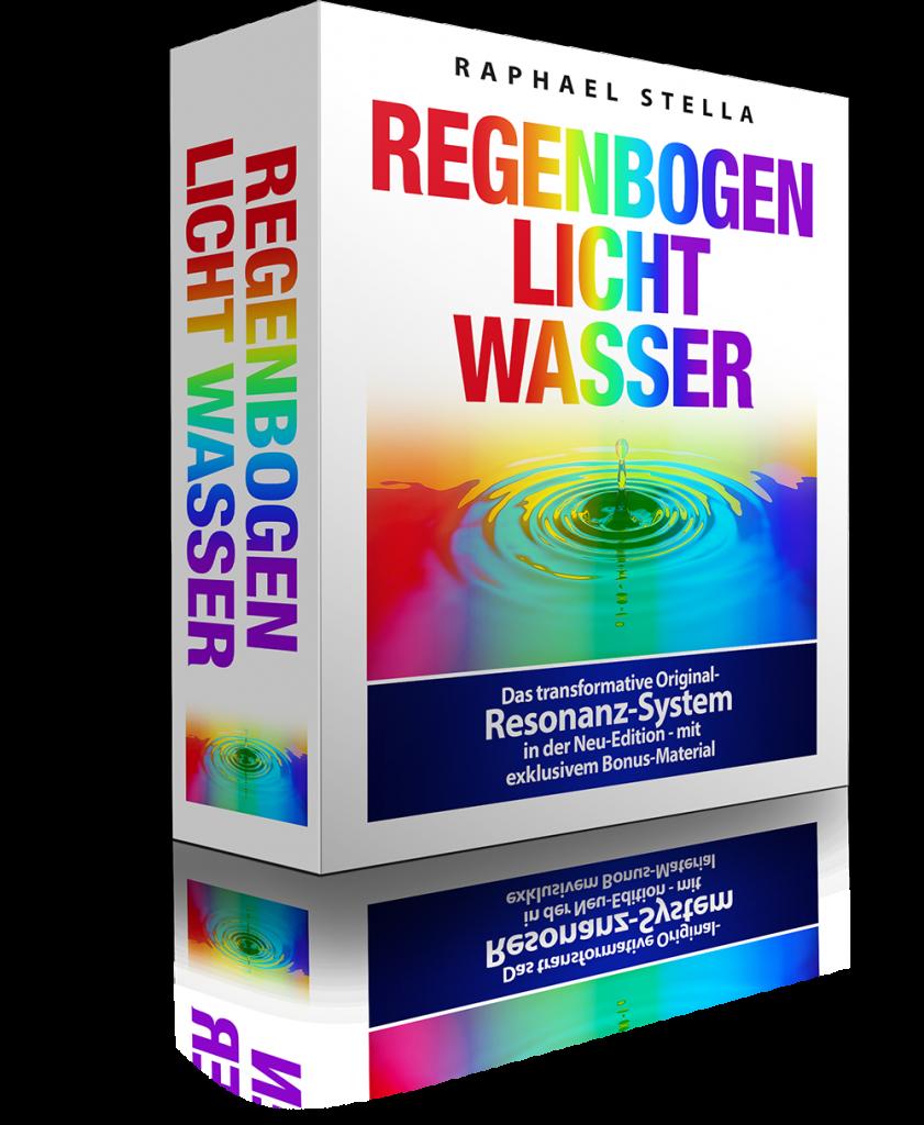 Cover-Box RegenbogenLicht-Wasser