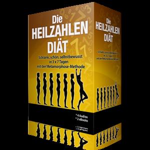 Die Heilzahlen-Diät mit Metamorphose-Methode